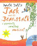 Roald Dahl - Jack and the Beanstalk - A Gigantically Amusing Musical - includes Script & CD-ROM