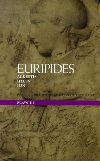 Euripides Plays 3 - Alkestis & Helen & Ion