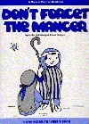 Don't Forget The Manger - Teacher's Book (Music)
