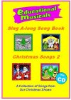 Sing A-Long Songbooks - Christmas Selection 2 CD