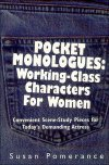 Pocket Monologues - Working-Class Characters for Women