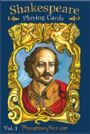 Shakespeare Playing Cards - QUOTES