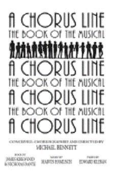 A Chorus Line - Script & Lyrics