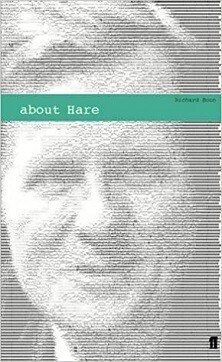 about Hare - the playwright and the work