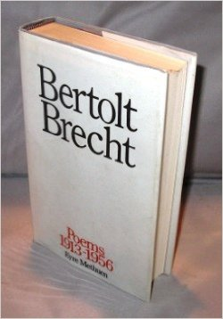 Bertolt Brecht - Poems 1913-1956