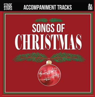 Songs of Christmas  - CD of Vocal Tracks & Backing Tracks