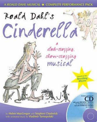 Roald Dahl - Cinderella - Production Pack - Script CD