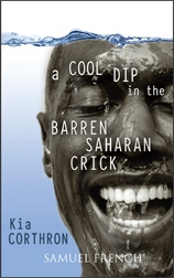 A Cool Dip in the Barren Saharan Crick