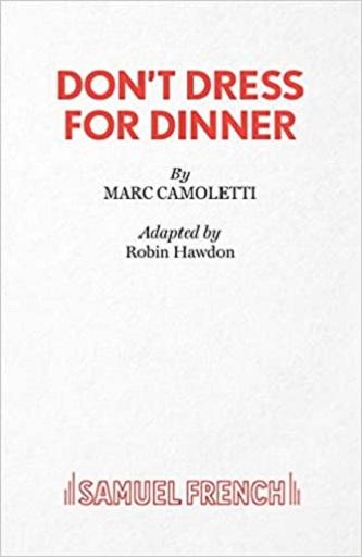 Don't Dress For Dinner - UK EDITION