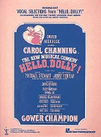 Hello Dolly - VOCAL SELECTIONS