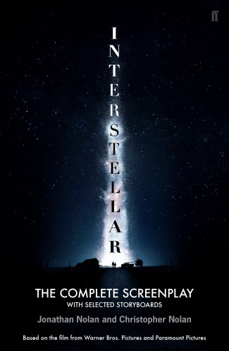 Interstellar - The Screenplay