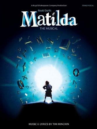 Matilda - The Musical - Vocal Score - Music & Lyrics