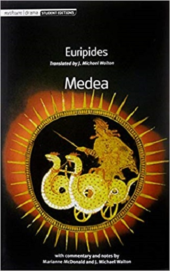 Medea - STUDENT EDITION with Notes & Commentary