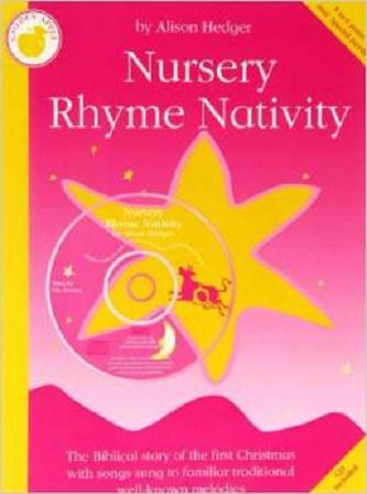 Nursery Rhyme Nativity - Script Score BACKING TRACK CD