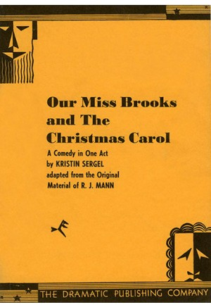 Our Miss Brooks and the Christmas Carol