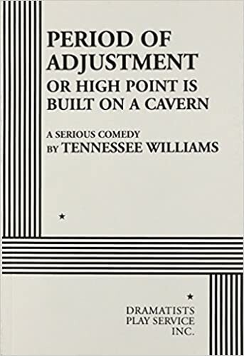 Period of Adjustment or High Point is Built on a Cavern