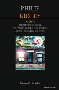 Ridley Plays 1 - Pitchfork Disney & Fastest Clock in the Universe & Ghost from a Perfect Place