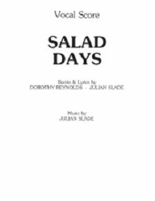 Salad Days - VOCAL SCORE