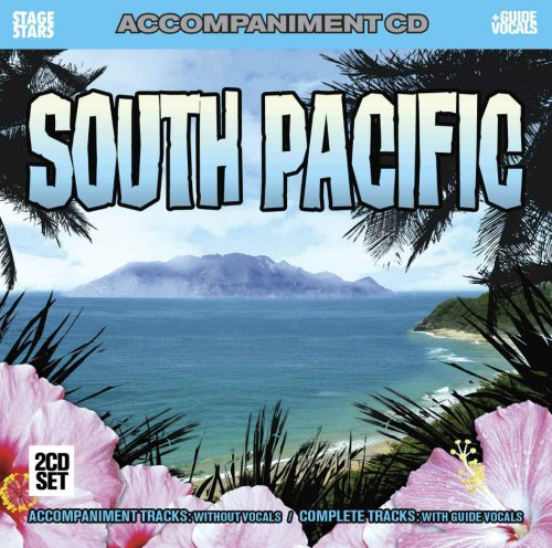 South Pacific - 2 CDs of Vocal & Backing Tracks