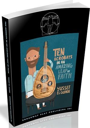 Ten Acrobats in an Amazing Leap of Faith