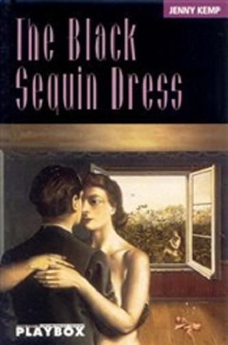 The Black Sequin Dress
