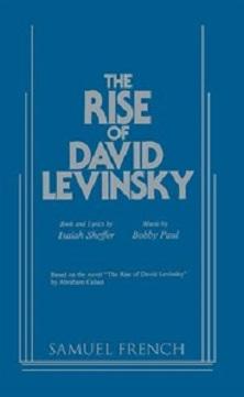 The Rise of David Levinsky