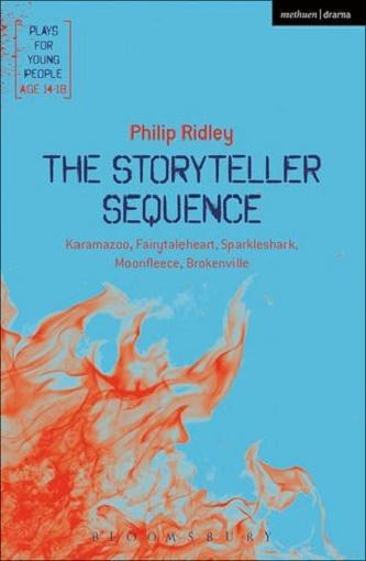 The Storyteller Sequence - Karamazoo & Fairytaleheart & Sparkleshark & Moonfleece & Brokenville