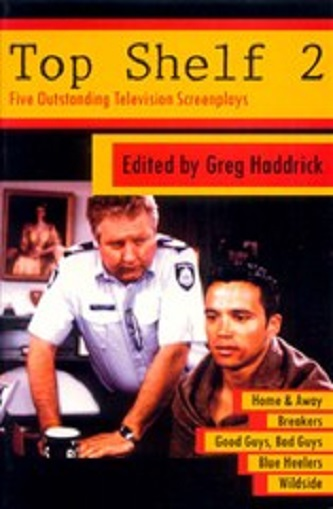Top Shelf 2 - Outstanding Television Screenplays from Australia