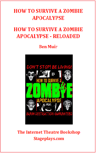 How to Survive a Zombie Apocalypse & How to Survive a Zombie Apocalypse - RE-LOADED